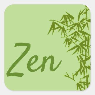 Sticker classique Zen