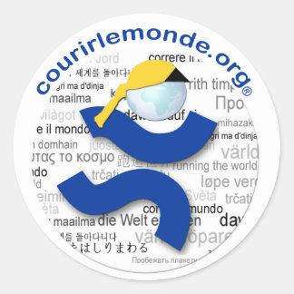 Sticker CLM Sticker Rond
