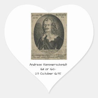 Sticker Cœur Andreas Hammerschmidt