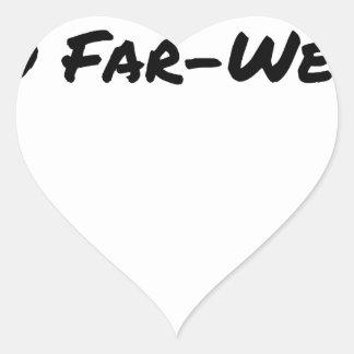 Sticker Cœur Cobol (Du Far-West) - Jeux de Mots- Francois Ville