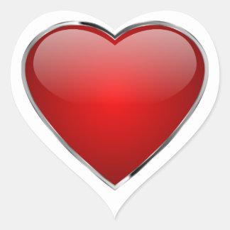 Sticker Cœur Coeur d'amour