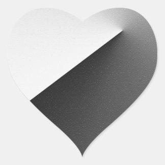 Sticker Cœur De nouveau aux fondements