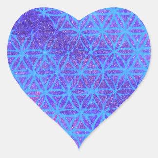 Sticker Cœur Dissolvez