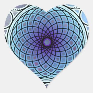 Sticker Cœur Dreamcatcher