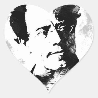 Sticker Cœur Gustav Mahler