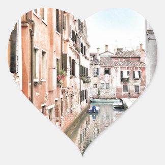 Sticker Cœur IMG_7575 4 Venise