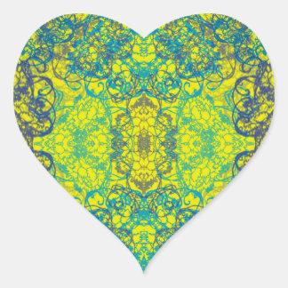 Sticker Cœur loisir