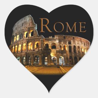 Sticker Cœur Rome
