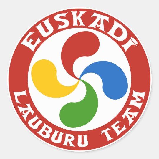 Sticker croix basque