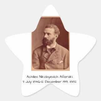 Sticker Étoile Achille Nikolayevich Alferaki