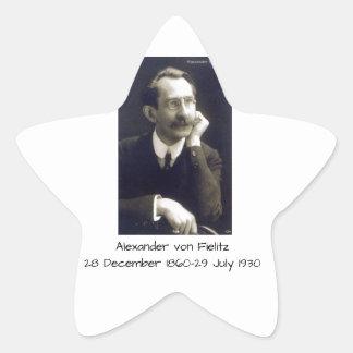 Sticker Étoile Alexandre von Fielitz