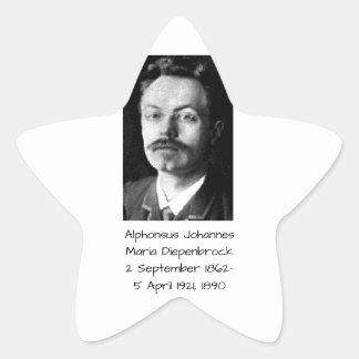 Sticker Étoile Alphons Johannes Maria Diepenbrock 1890