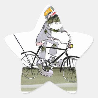 Sticker Étoile arbitre australien