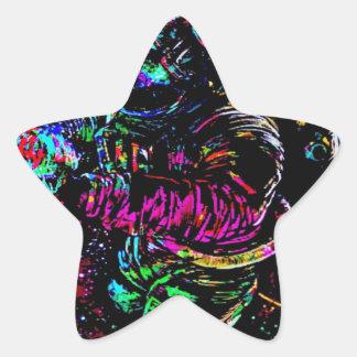 Sticker Étoile Astronomacial