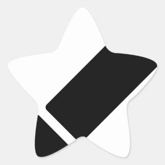 Sticker Étoile Bloc-notes