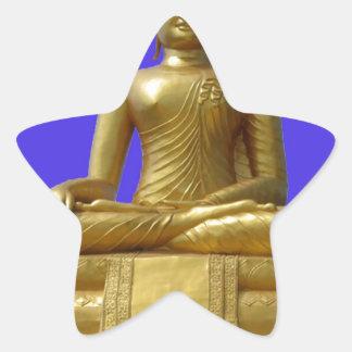 Sticker Étoile Bouddha