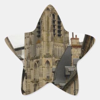 Sticker Étoile Bourges, France