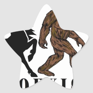 Sticker Étoile Connexion mythique