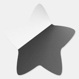Sticker Étoile De nouveau aux fondements