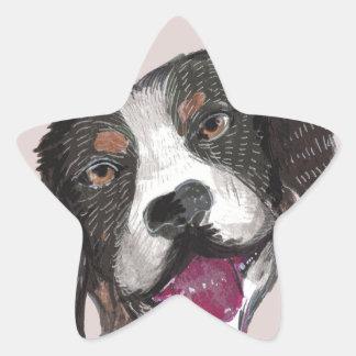 Sticker Étoile doggos