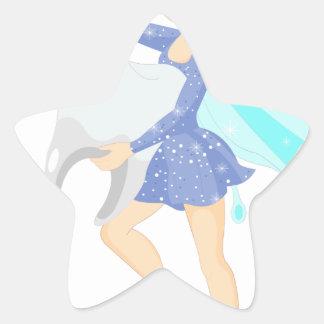 Sticker Étoile Fée de dent