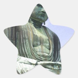 Sticker Étoile Grand Bouddha