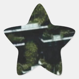 Sticker Étoile grenier de jungle