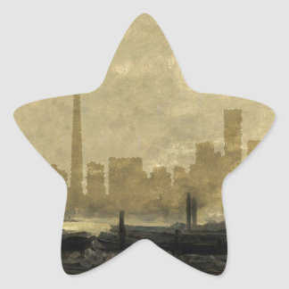 Sticker Étoile Horizon 41 de Toronto