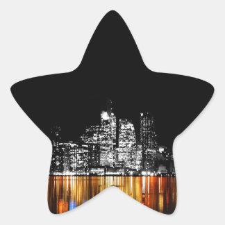 Sticker Étoile Horizon de Toronto