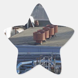 Sticker Étoile Infrastructure, bâtiments et canalisation