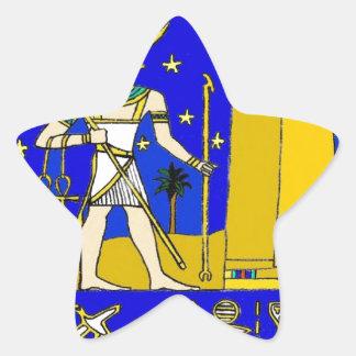 Sticker Étoile khonsu