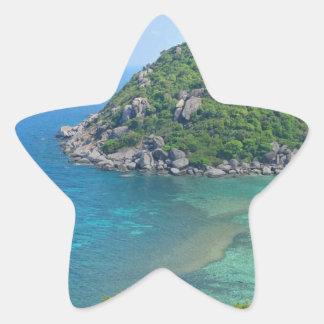 Sticker Étoile KOH Tao Thaïlande