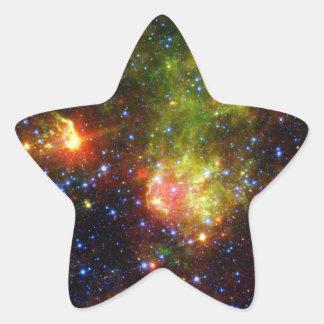 Sticker Étoile La mort poussiéreuse de la NASA massive d'étoile