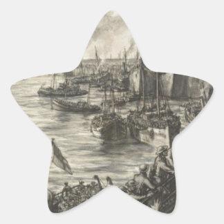 Sticker Étoile Le retour de Dunkerque