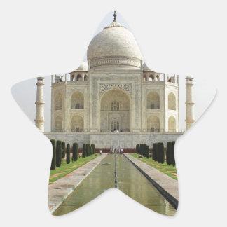 Sticker Étoile Le Taj Mahal