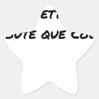 STICKER ÉTOILE LES USA NOUS METTENT SUR ÉCOUTE QUE COÛTE