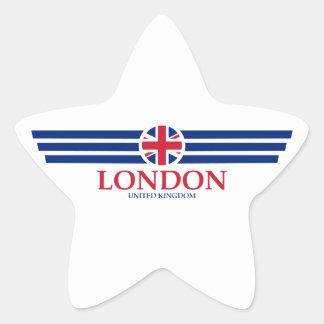 Sticker Étoile Londres