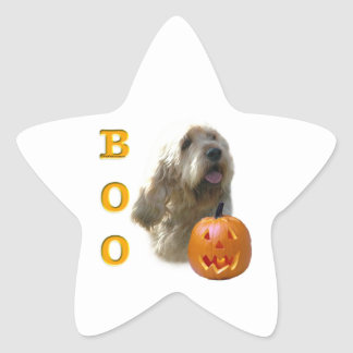 Sticker Étoile L'Otterhound Halloween HUENT