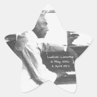 Sticker Étoile Ludovic Lamothe