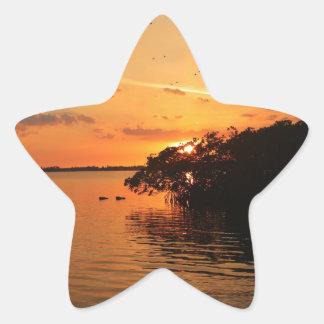 Sticker Étoile Lueur de nuit