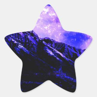 Sticker Étoile Matanuska vernal