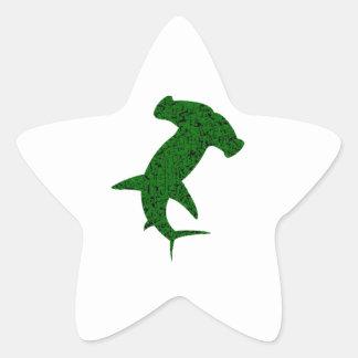 Sticker Étoile Mécanicien d'océan