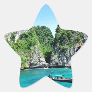 Sticker Étoile PhiPhiislands_thailand