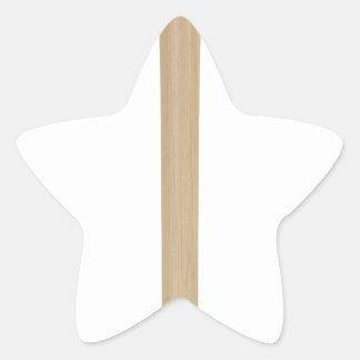 Sticker Étoile Plongeur rouge