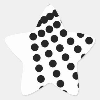 Sticker Étoile Pommeau de douche