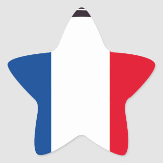 Sticker Étoile pompier france
