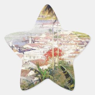 Sticker Étoile Port de La Havane