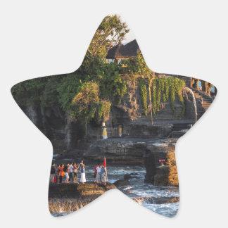 Sticker Étoile Tanah-Sort Bali Indonésie