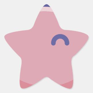 Sticker Étoile Tirelire