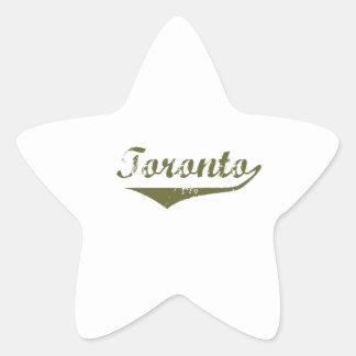 Sticker Étoile Toronto